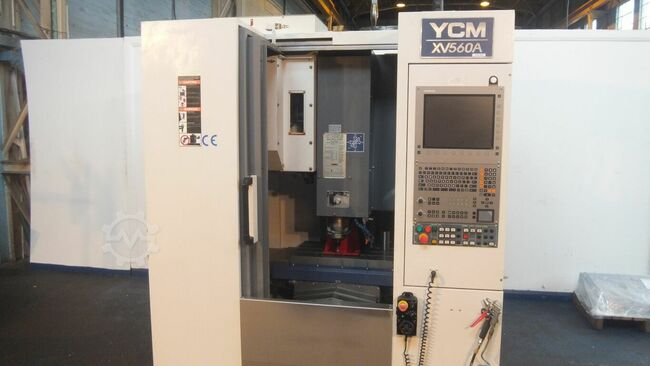 Yeong Chin Machinery Industries Co. Ltd. (YCM) XV 560A