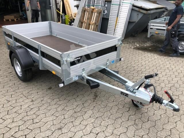 Brenderup Tieflader 2260A Alu, 1,3 to. 2580x1280x400mm