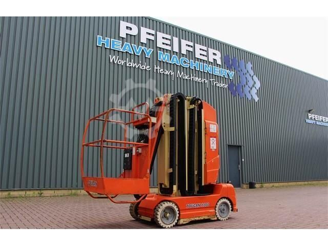 JLG TOUCAN 1100A Valid inspection, Completely Refurbis