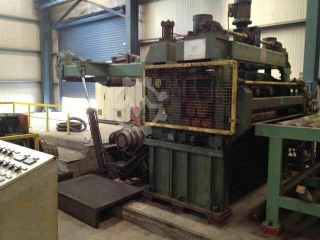 SPOTTI  LDM CUT TO LENGTH LINE 1500X6