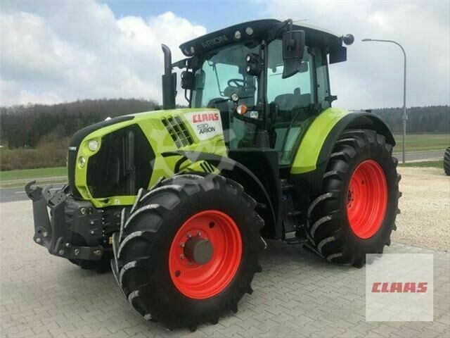 Claas ARION 530 CMATIC CIS+