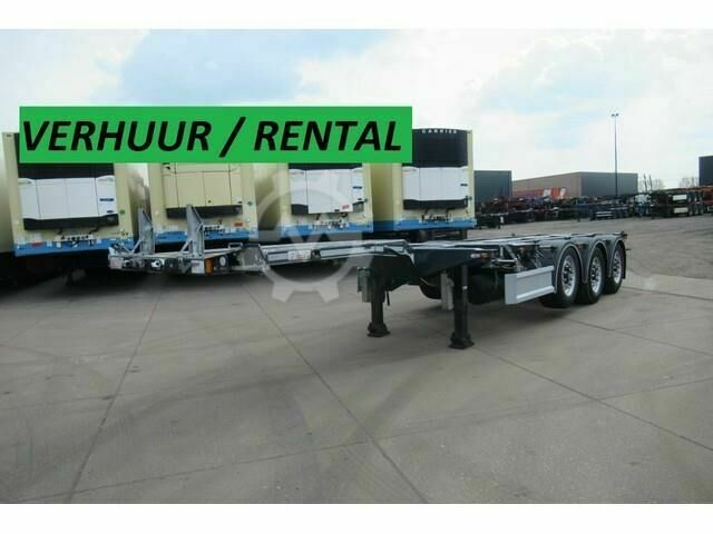 Sonstige/Other D Tec RENTAL / VERHUUR / FLEXITRAILER MULTI
