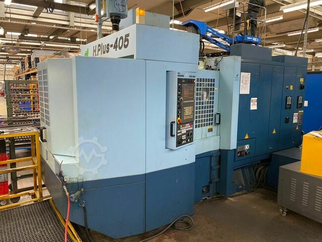 MATSUURA H Plus 405 4 Axis Horizontal Machining Centre