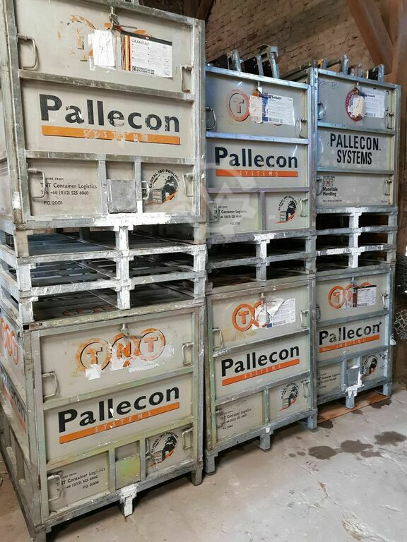 Chep Pallecon Container Transportbox