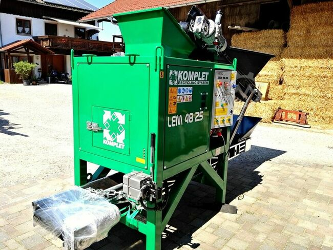 Komplet LEM 4825 Brechanlage | Backenbrecher