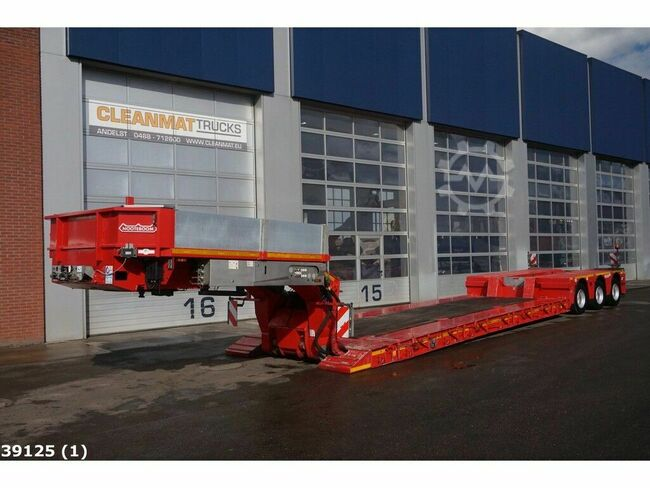 Nooteboom Euro-54-03 Lowbed Extendable Steerable