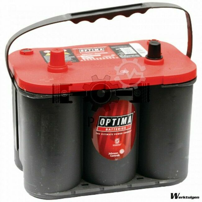 Optima Accu Red Top 12V 50Ah
