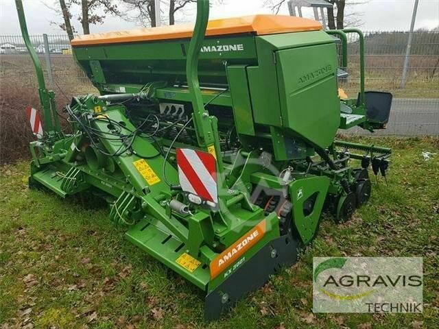 Amazone KX 3001/ CATAYA 3000 SUPER