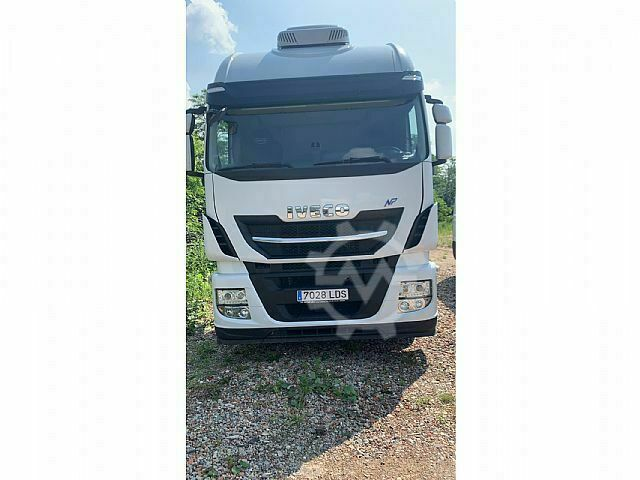 Iveco AS440S46 T/P LNG S-WAY