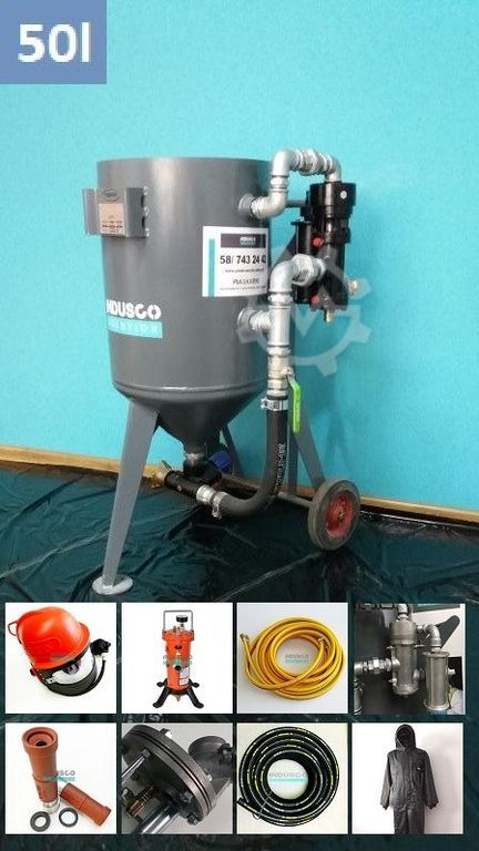 Indusco Solution Spezial 50l