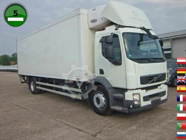 Volvo FL 260 4x2 LL CARRIER SUPRA 1000 Mt City Z KLIMA