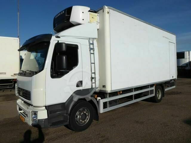 Volvo Fl 250, Chereau box, Manual, Carrier Supra, TUV 03