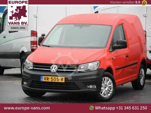 VW Caddy 2.0 TDI L1H1 DSG Automaat Nw model 10 2015