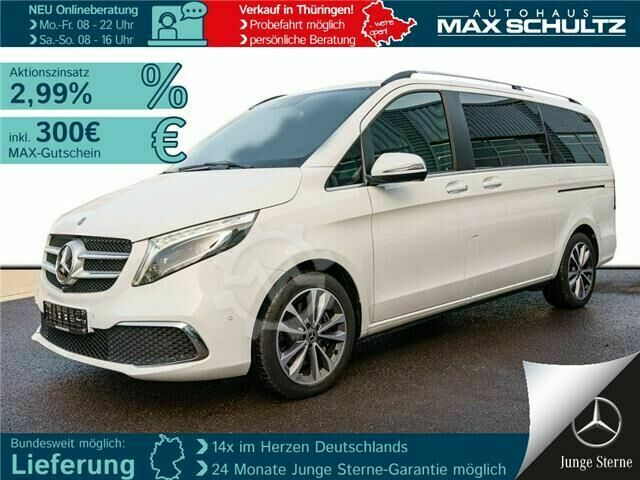 Mercedes-Benz V 300 d Avantgarde ED lang PanoramaDach*LED*AHK*