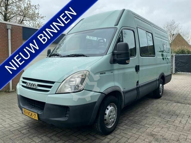 Iveco Daily 35 S 18V 330 H3 automaat / airco / dubbel ca