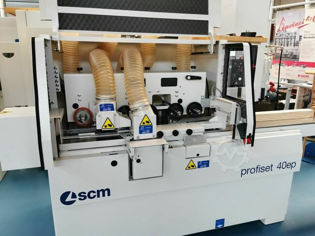 SCM Group Profiset 40 EP