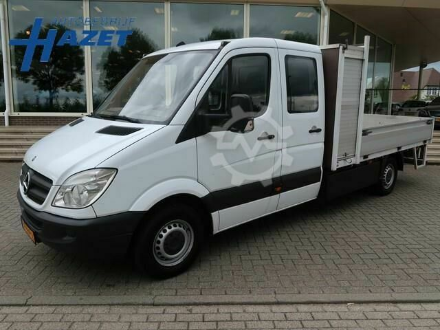 Mercedes-Benz Sprinter 311 2.2 CDI 432 L3 PICK UP DUBBEL CABINE