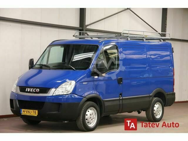 Iveco Daily 35S11V L1H1 TREKHAAK IMPERIAAL