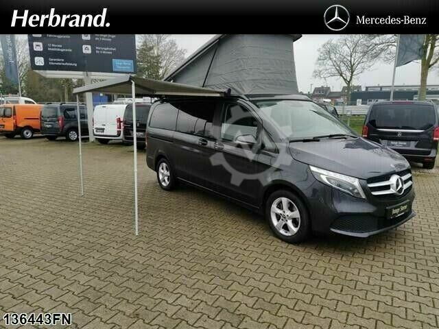 Mercedes-Benz V 220 Marco Polo *AHK2,5t*DAB*Distronic*Markise*
