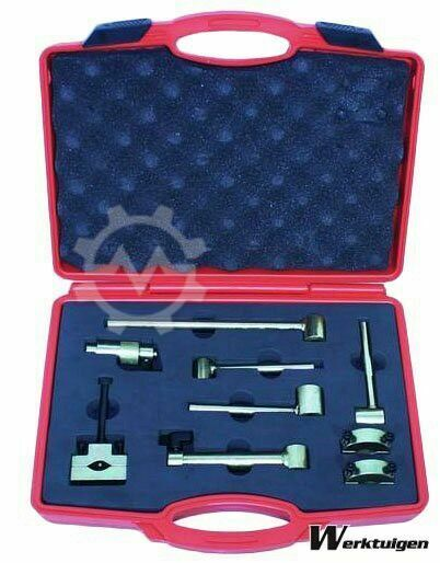 Trailer And Tools Spoorstang instel set