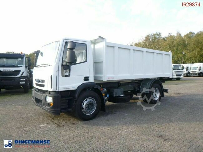 Iveco Eurocargo ML180E28 Euro 5 4X2 tipper / NEW/UNUSED