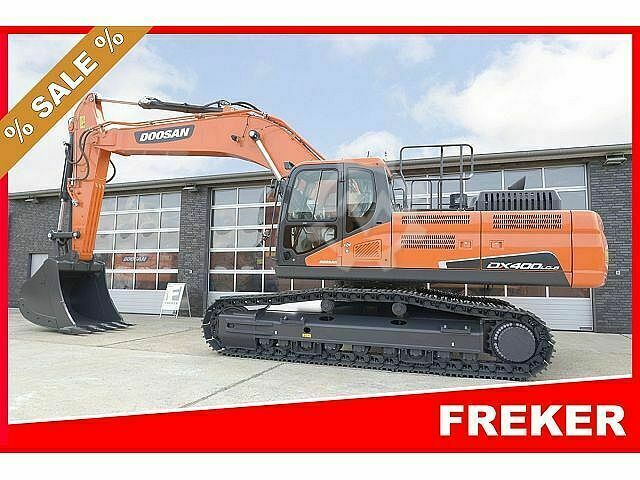 Doosan DX400 LC-5 .. Year 2018 .. NEW - NEW - NEW