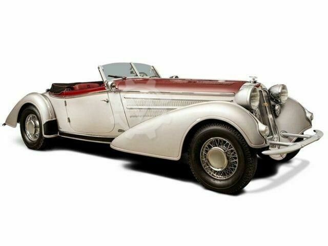 Sonstige/Other Horch 853 Spezial Roadster HORCH 853 Spezial Road
