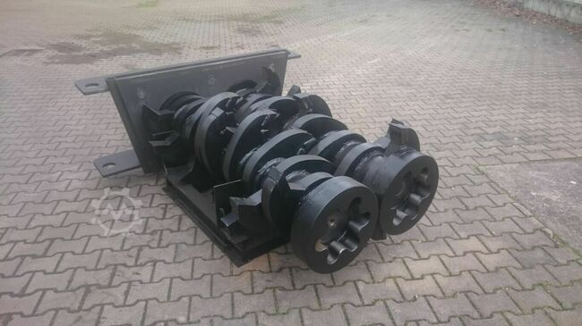 WERT  2 x 9 Betonwellen MADE IN GERMANY