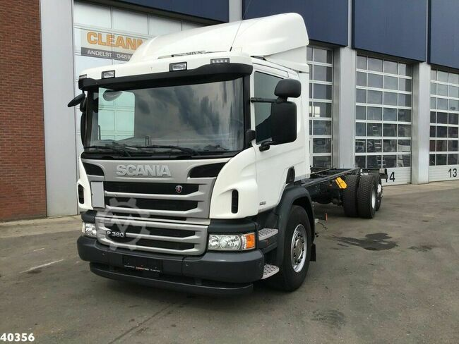 Scania P 360 6x2 Chassis
