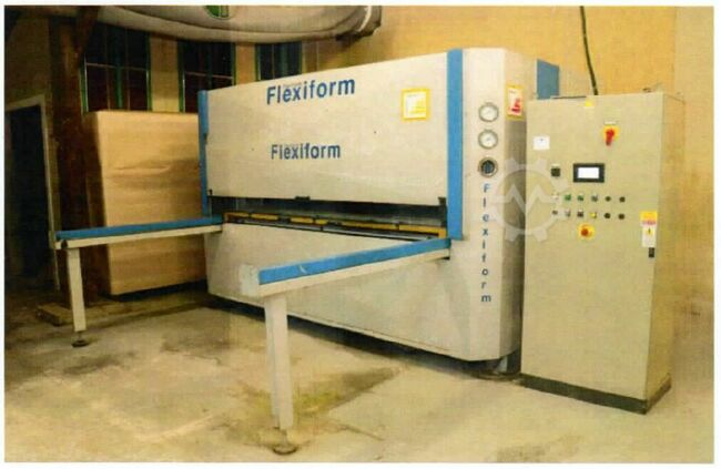 SIMIMPIANTI Flexiform 2350 x 1300