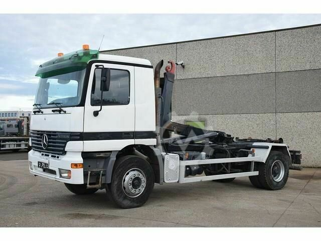 Mercedes-Benz ACTROS 1835 4X2 CONTAINER SYSTEEM CONTAINER SISTE
