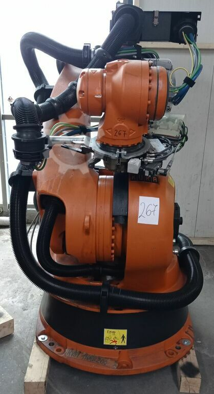 KUKA KR200-3 COMP 2011 ED05 Not Tested
