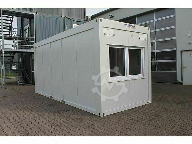 Sonstige/Other Bürocontainer 20ft neu