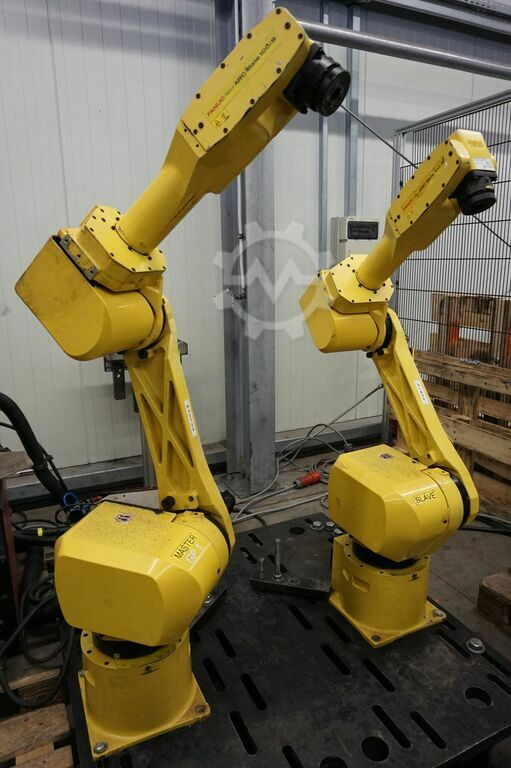 Used Fanuc Robot For Sale