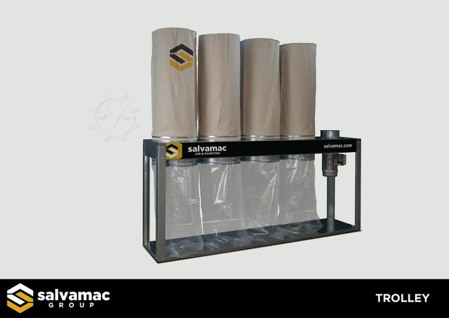 SALVAMAC TROLLEY BAG 1 - 2