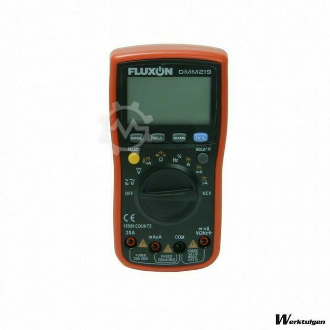 Fluxon Digitale Multimeter