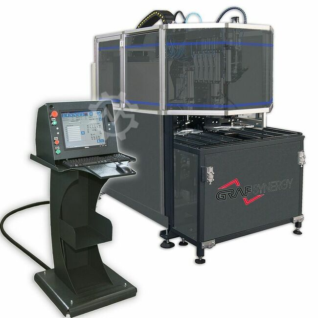 GRASFYNERGY WP CNC 2