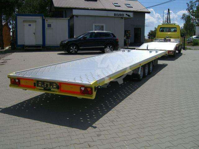 Sonstige/Other Autotransporter VOLLALU, Knott, NPS 3,5T 2 Auto