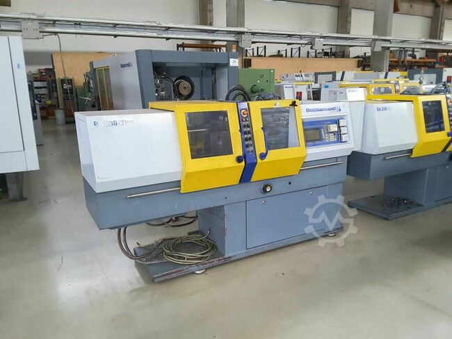 BATTENFELD BA 200 / 50 CD Plus