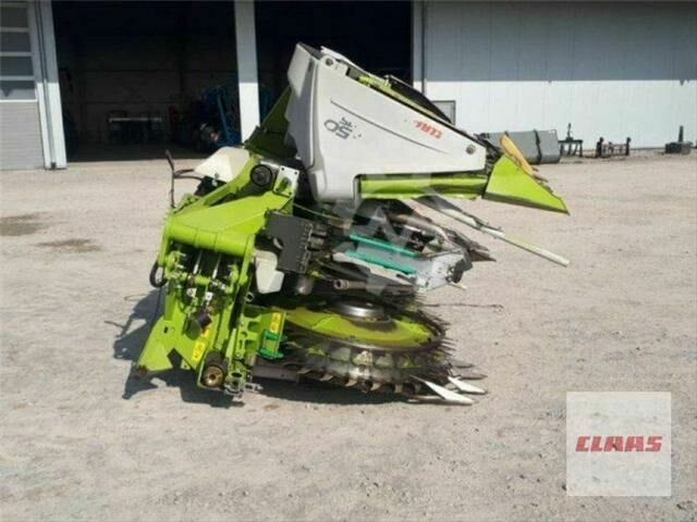 Claas Orbis 750 CAC