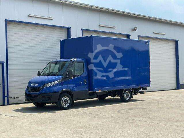 Iveco Daily 35S18HA8/P mit Ladebordwand 420x220x230