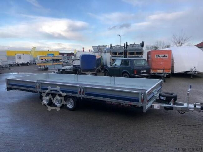 Brian James Trailers Cargo Connect Universalanhänger 475 7463, 6000 x
