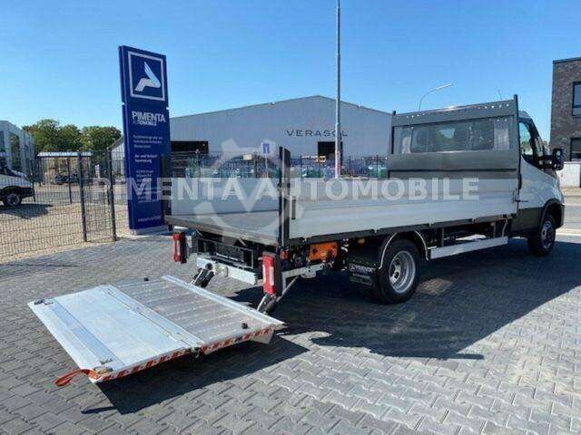 Iveco Daily 35C18H Pritsche+Ladebordwand/AHK3,5t/NAVIG
