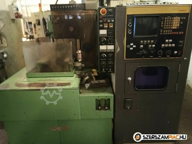 FANUC Tape-Cut Model E