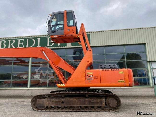 Hitachi ZX350LC Super long reach