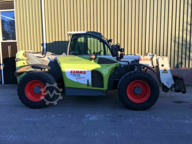 Claas Scorpion 9040 variopower