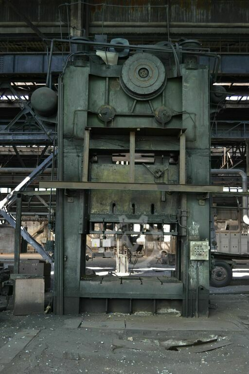 Mechanical Forging Press 1000T
