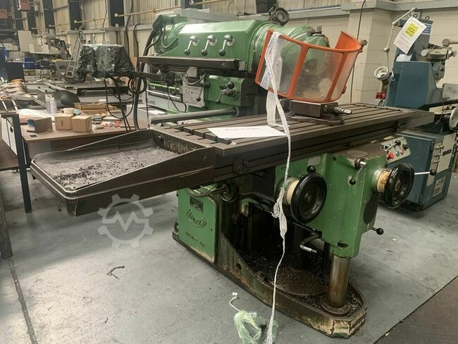 HURON NUU5 Milling Machine