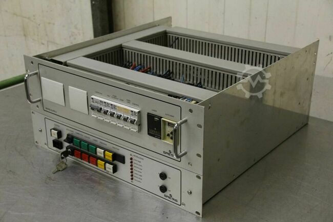 Spectron Laser Systems Mains Supply