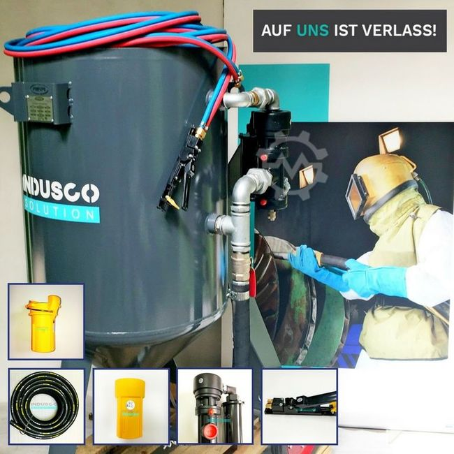 Indusco Solution Basis 50l